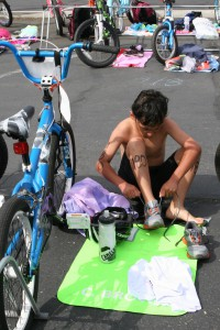 Arden Park Youth Triathlon: Training and Preparation